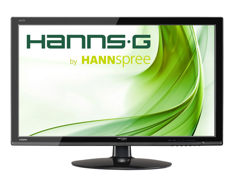 MONITOR HANNSPREE HL274HPB MM