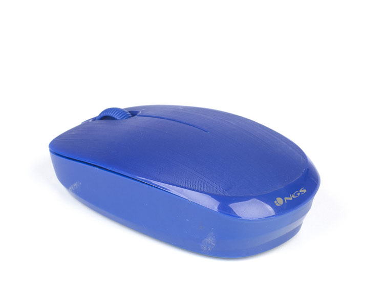 MOUSE NOTEBOOK WIRELESS FOG BLUE OPTICAL NGS