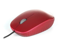 MOUSE NOTEBOOK OPTICO FLAME RED NGS
