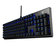 TECLADO GAMING TK50 BROWN-SWITCH THUNDERX3