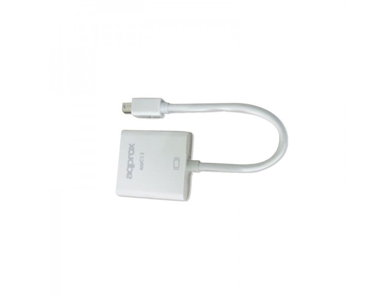 ADAPTADOR MINI DISPLAYPORT A VGA APPROX