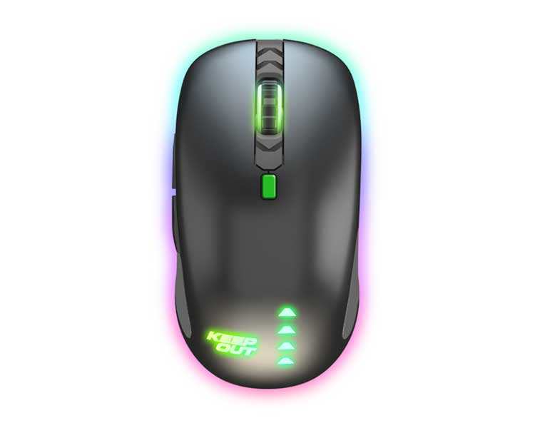 KEEPOUT GAMING LASER MOUSE X9CH