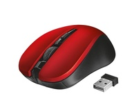 RATON MYDO WIRELESS SILENT CLICK RED TRUST