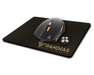 KIT GAMING RATON + ALFOMBRILLA OUREA E1 GAMDIAS