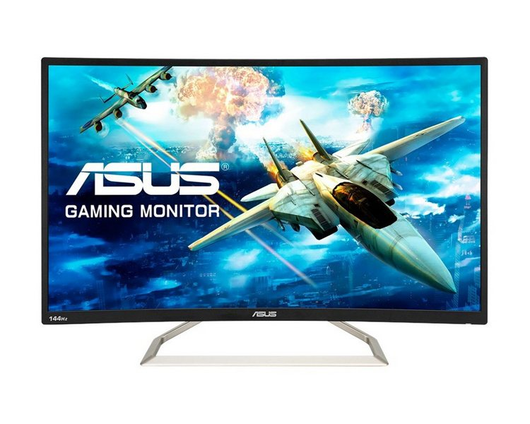 MONITOR ASUS GAMING CURVO VA326H IPS MM
