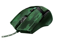 RATON GAMING GXT101D JUNGLE OPTICAL BLACK TRUST