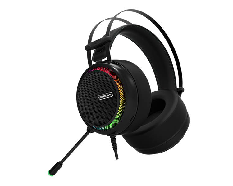 KEEPOUT AURICULAR GAMING RGB 7.1 HXPRO