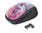 RATON OPTICO YVI WIRELESS PURPLE DREAM TRUST