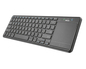 TECLADO MIDA WIRELESS BLUETOOTH KEYBOARD XL TOUCHPAD TRUST