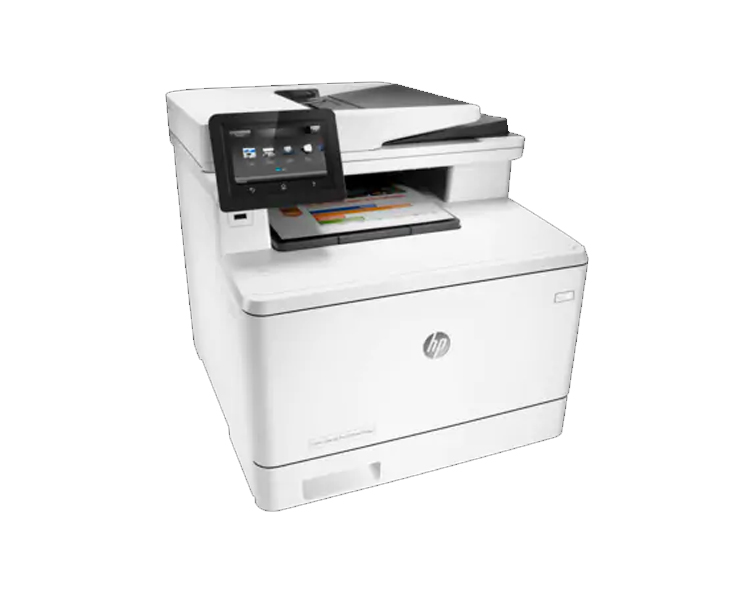 HP LASERCOLOR PRO M477FDW