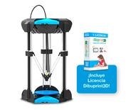IMPRESORA 3D COLIDO DELTA 1315 PLUS + DIBUPRINT BASIC
