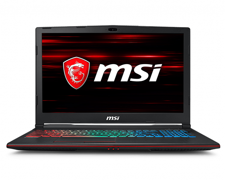 NOTEBOOK MSI GP63 Leopard 8RD-694XES