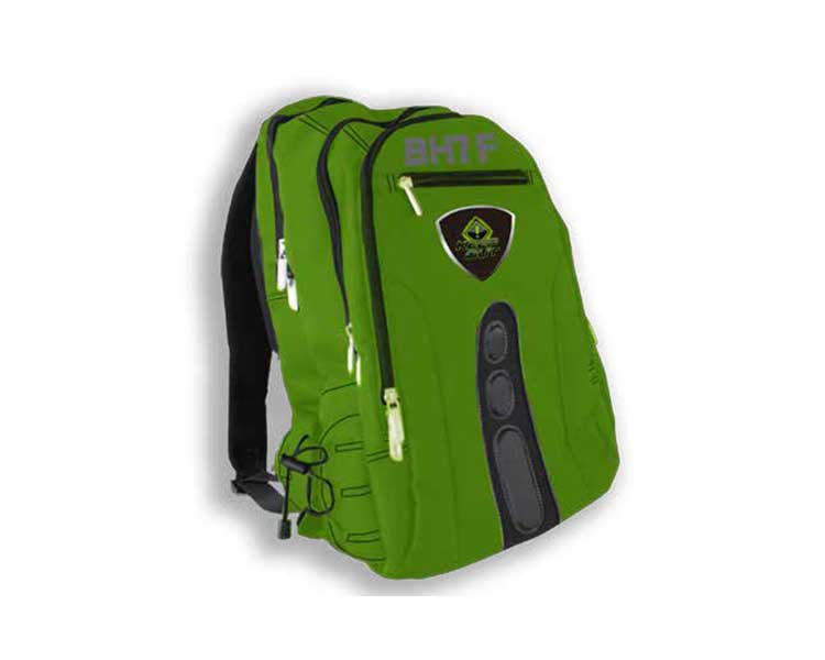 KEEPOUT MOCHILA GAMING BK7FG 15.6´´ FULL GREEN