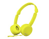 AURICULAR NANO FOLDABLE YELLOW TRUST