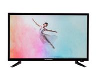 "TELEVISOR HD 23.6"" RAINBOW NEGRO SCHNEIDER"