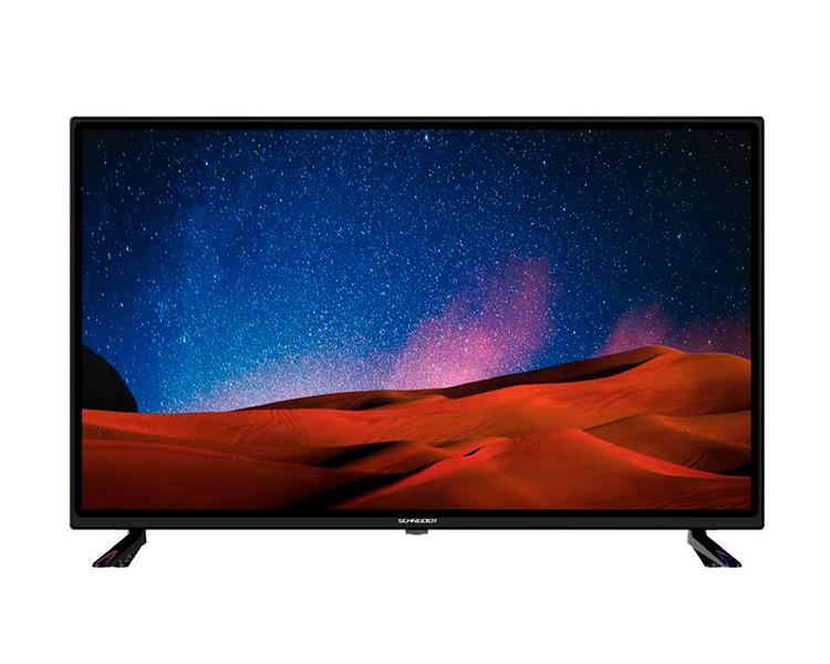 "TELEVISOR DLED 32"" SC450K SMART TV NEGRO SCHNEIDER"