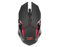 RATON MARS GAMING MMW INALAMBRICO BLACK