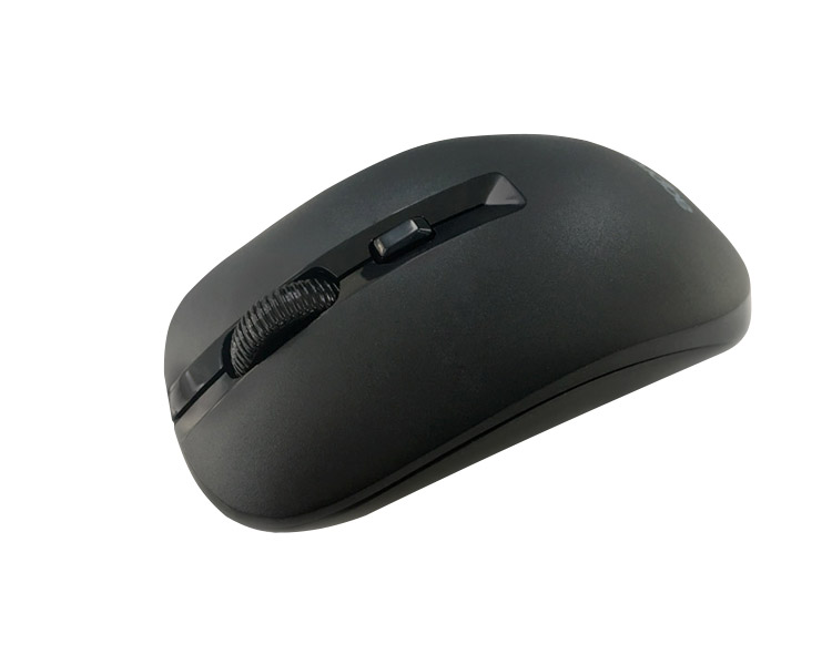 MOUSE OPTICO XM180 WIRELESS BLACK APPROX