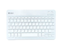 TECLADO SMART BACKLIT BLUETOOTH SILVER SUBBLIM