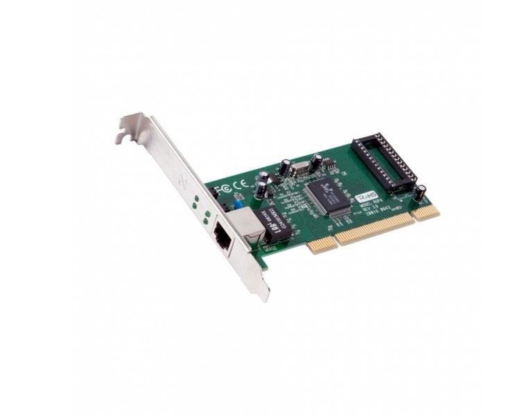 TARJETA DE RED 10/1 Gbit 32 PCI APPROX