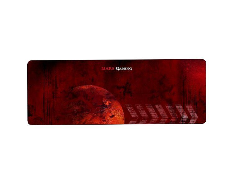 ALFOMBRILLA MARS GAMING TALLA XL 880X330 RED