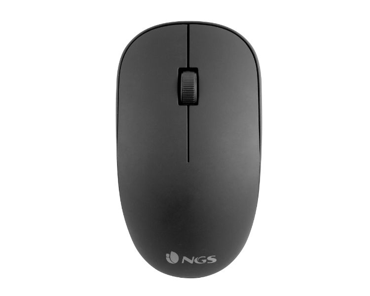 RATON WIRELESS EASY ALPHA BLACK NGS
