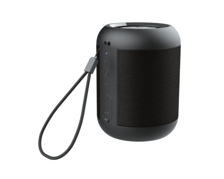 ALTAVOZ BLUETOOTH ROKKO BLACK TRUST