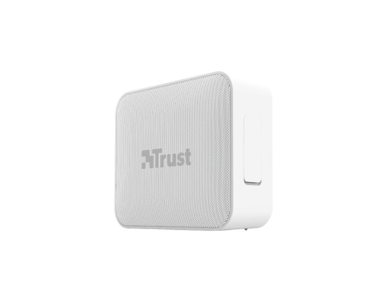 ALTAVOZ BLUETOOTH ZOWY COMPACT WHITE TRUST