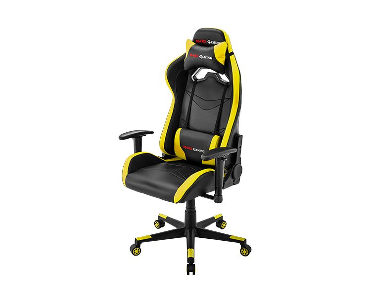 SILLA MGC3 YELLOW MARS GAMING