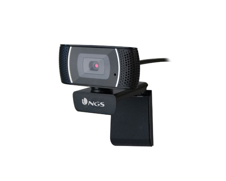 WEBCAM FULLHD 1080P XPRESSCAM BLACK NGS