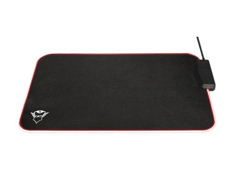 ALFOMBRILLA S GAMING GXT 765 GLIDE-FLEX + USB HUB TRUST