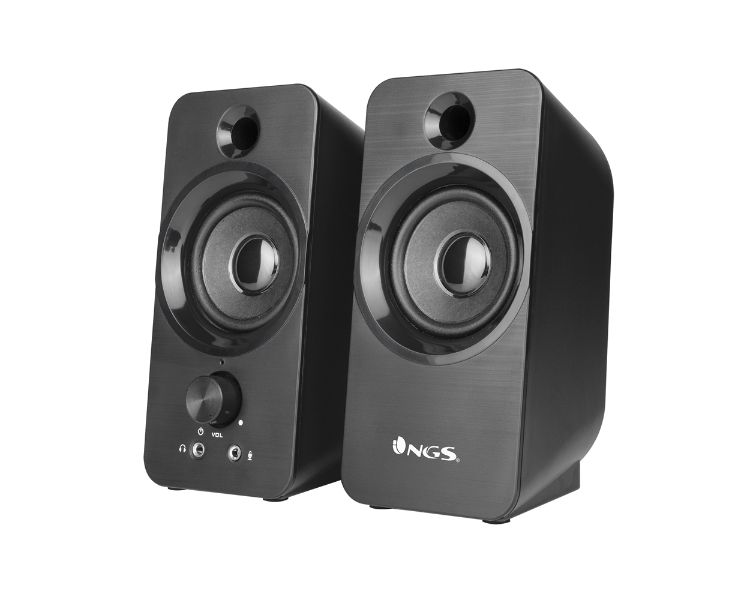 ALTAVOCES MULTIMEDIA 2.0 SB350 NGS
