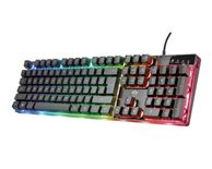 TECLADO GAMING GXT 835 AZOR RGB TRUST