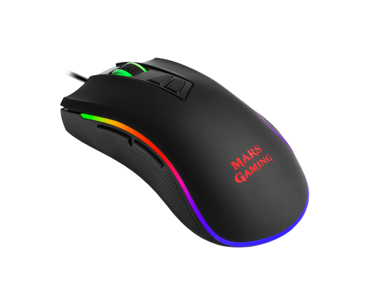 RATON GAMING MARS MM218 OPTICAL BLACK