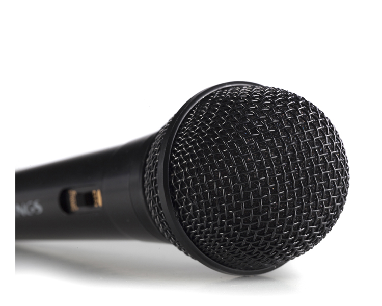 MICROFONO SINGER FIRE NGS