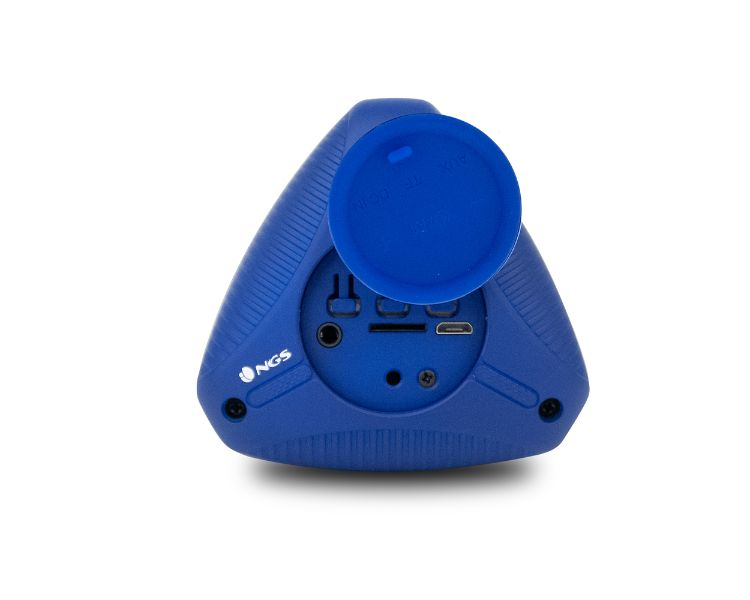 ALTAVOZ BLUETOOTH ROLLER RIDE BLUE NGS