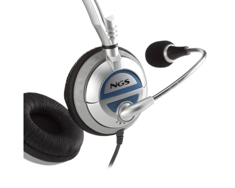 AURICULAR MSX6 PRO SILVER NGS
